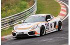 VLN - Nürburgring Nordschleife - Startnummer #453 - Porsche Cayman - V5
