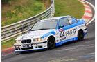 VLN - Nürburgring Nordschleife - Startnummer #454 - BMW E36 M3 - V5