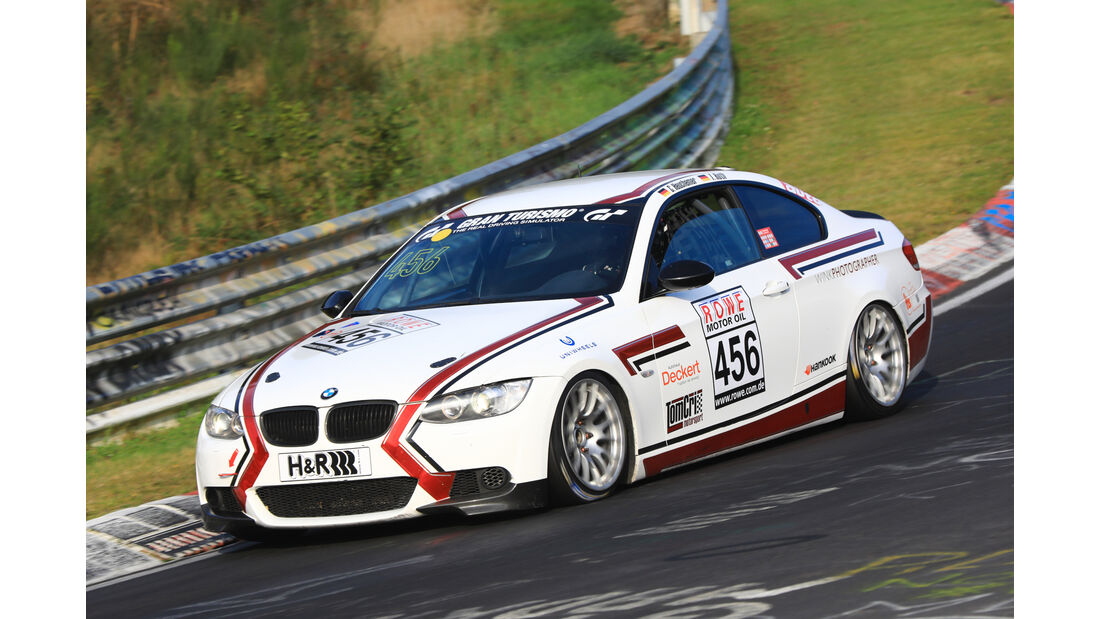 VLN - Nürburgring Nordschleife - Startnummer #456 - BMW 330i C E92 - Team Schirmer - V5