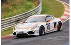 VLN - Nürburgring Nordschleife - Startnummer #462 - Porsche Cayman - V5