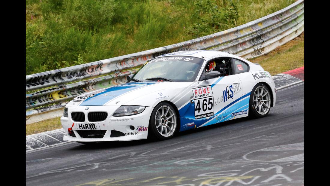 VLN - Nürburgring Nordschleife - Startnummer #465 - BMW E86 Z4 Coupe - V5