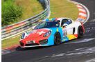 VLN - Nürburgring Nordschleife - Startnummer #468 - Porsche Cayman - V5