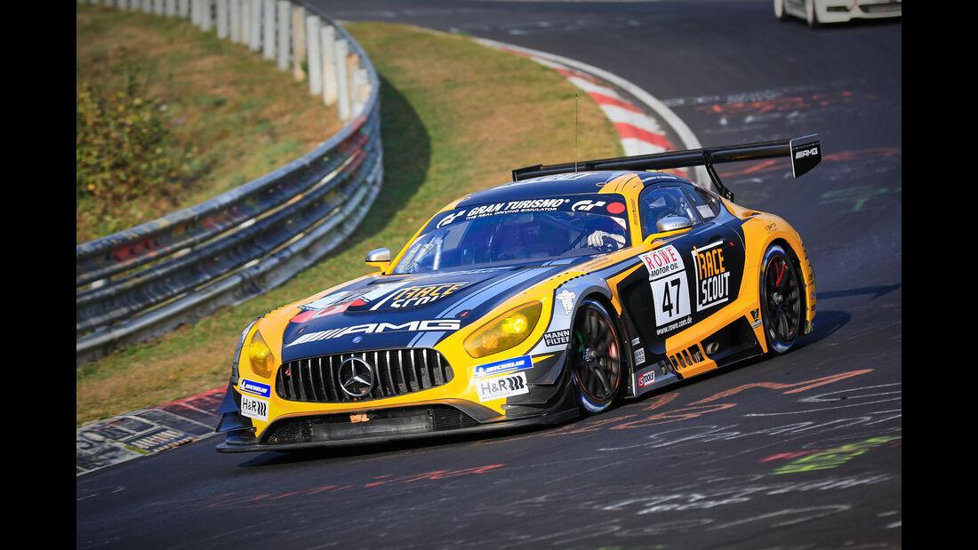 VLN - Nürburgring Nordschleife - Startnummer #47 - Mercedes-AMG GT3 - Mercedes-AMG Team HTTP Motorsport - SP9