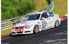 VLN - Nürburgring Nordschleife - Startnummer #474 - BMW 325i E90 - Hofor Racing - V4