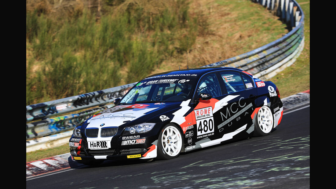 VLN - Nürburgring Nordschleife - Startnummer #480 - BMW 325i E90 - Pixum Team Adrenalin Motorsport - V4