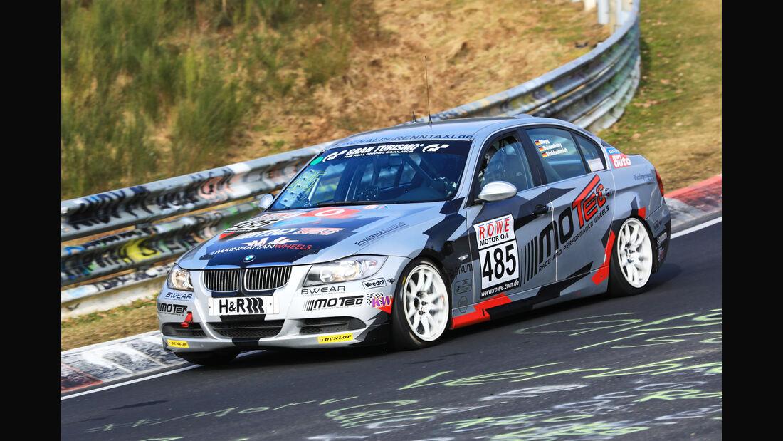 VLN - Nürburgring Nordschleife - Startnummer #485 - BMW 325i E90 - Pixum Team Adrenalin Motorsport - V4