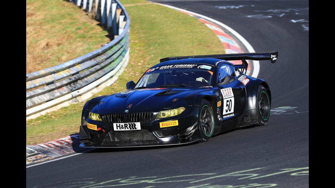VLN - Nürburgring Nordschleife - Startnummer #50 - BMW Z4 GT3 - Walkenhorst Motorsport - SP9 PRO