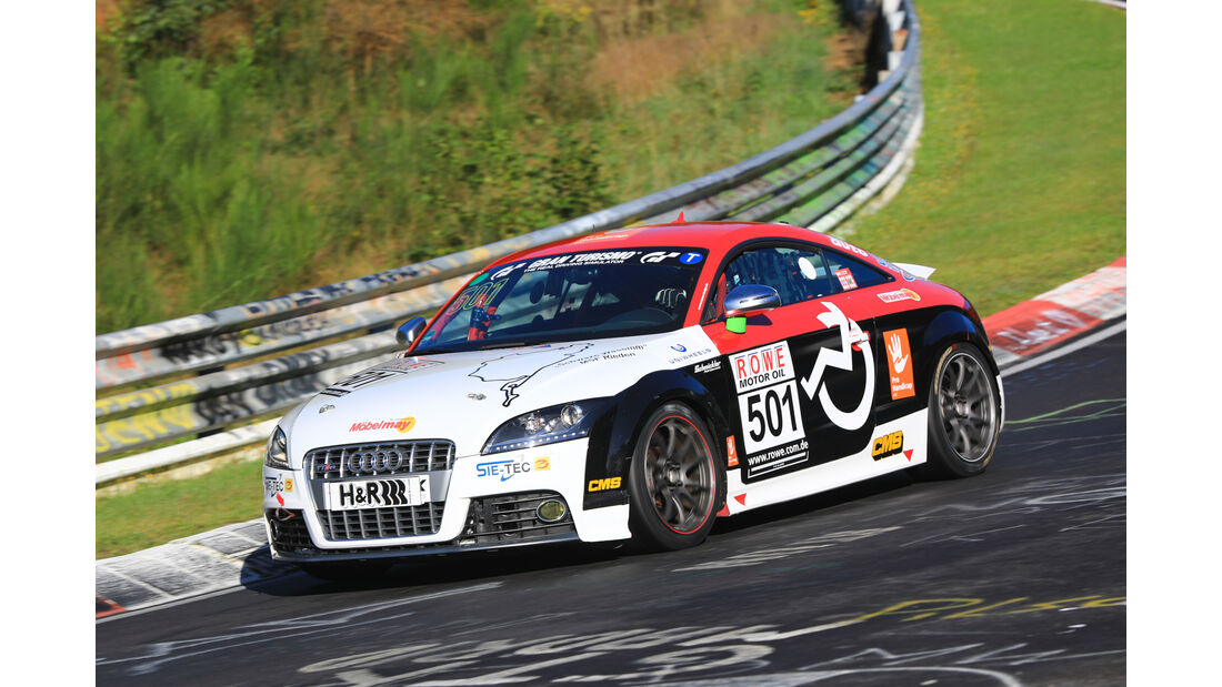 VLN - Nürburgring Nordschleife - Startnummer #501 - Audi TTS - Pro Handicap eV. - VT2