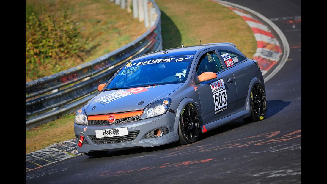 VLN - Nürburgring Nordschleife - Startnummer #503 - Opel Astra OPC - VT2
