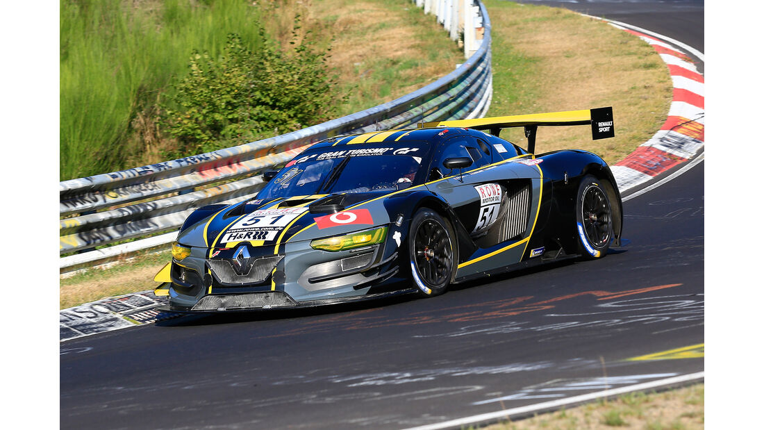 VLN - Nürburgring Nordschleife - Startnummer #51 - Renault Sport R.S.01 - R-ace GP - SPX
