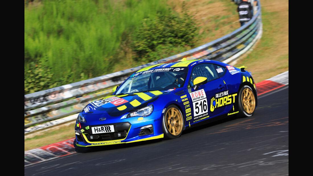 VLN - Nürburgring Nordschleife - Startnummer #516 - Subaru BRZ - V3