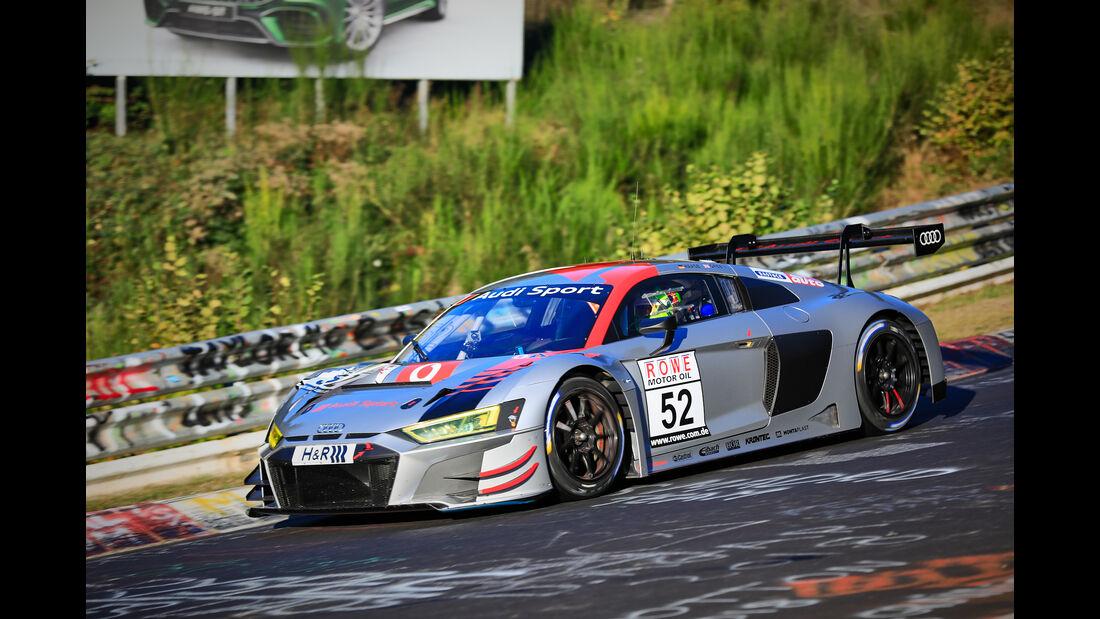 VLN - Nürburgring Nordschleife - Startnummer #52 - Audi R8 LMS - Car Collection Motorsport - SPX
