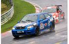 VLN - Nürburgring Nordschleife - Startnummer #520 - Opel Astra OPC - V3
