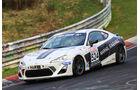 VLN - Nürburgring Nordschleife - Startnummer #524 - Toyota GT86 - Fanclub Mathol Racing e.V. - V3