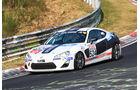 VLN - Nürburgring Nordschleife - Startnummer #524 - Toyota GT86 - Team Mathol Racing e.V. - V3