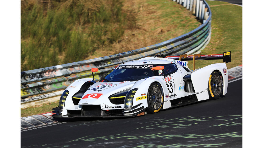 VLN - Nürburgring Nordschleife - Startnummer #53 - SCG003c - Scuderia Cameron Glickenhaus - SPX