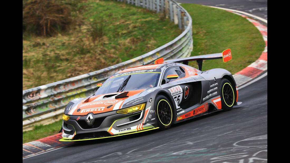 VLN - Nürburgring Nordschleife - Startnummer #55 - Renault R.S.01 - SPX