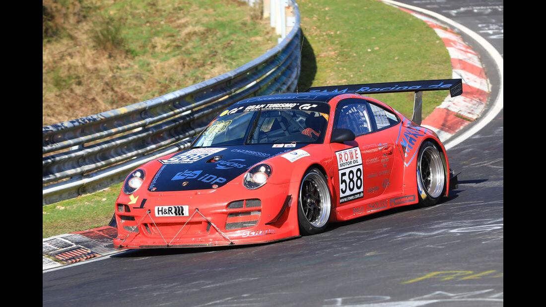 VLN - Nürburgring Nordschleife - Startnummer #588 - Porsche 911 GT3 Cup - TAM-Racing - H4