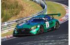 VLN - Nürburgring Nordschleife - Startnummer #6 - Mercedes-AMG GT3 - Black Falcon - SP9 PRE
