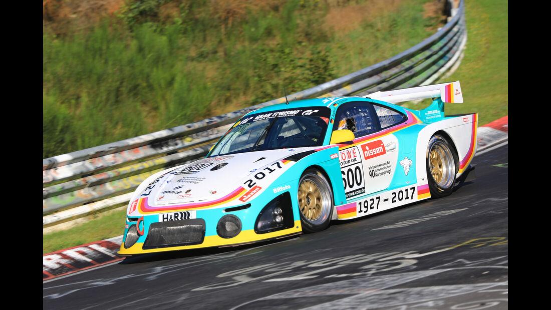 VLN - Nürburgring Nordschleife - Startnummer #600 - Porsche 911 K3 - Kremer Racing - H4