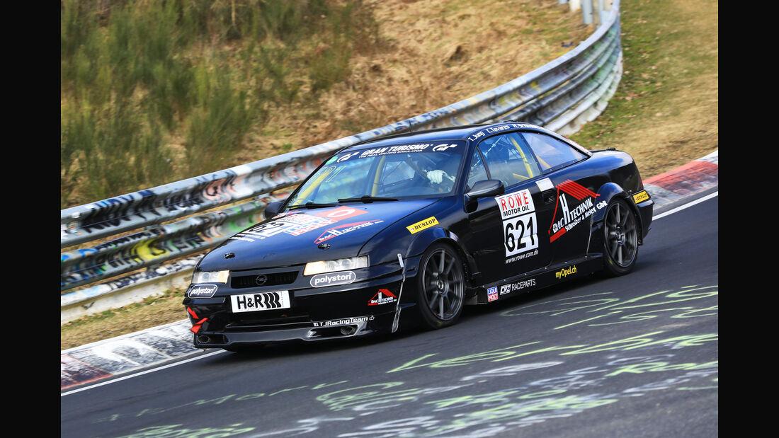 VLN - Nürburgring Nordschleife - Startnummer #621 - Opel Calibra TJ-R - MSC Adenau e. V. im ADAC - H2