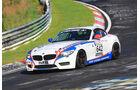 VLN - Nürburgring Nordschleife - Startnummer #642 - BMW Z4 - V4