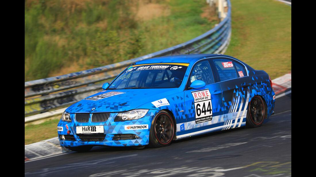 VLN - Nürburgring Nordschleife - Startnummer #644 - BMW 325i - rent2drive-FAMILIA-racing - V4