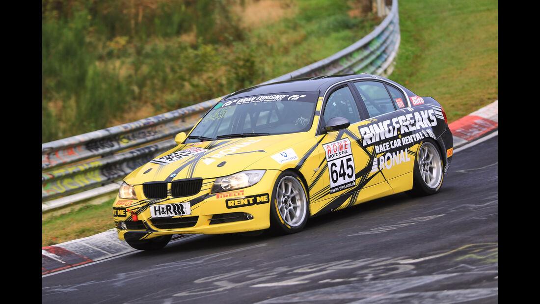 VLN - Nürburgring Nordschleife - Startnummer #645 - BMW 325i - V4