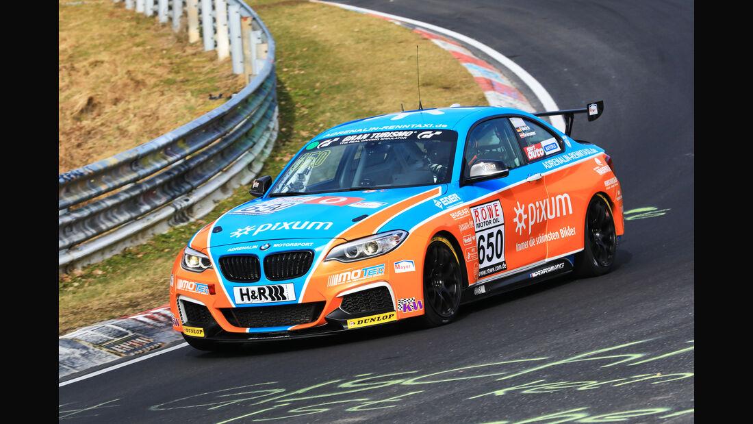 VLN - Nürburgring Nordschleife - Startnummer #650 - BMW M235i Racing Cup - Pixum Team Adrenalin Motorsport - CUP5