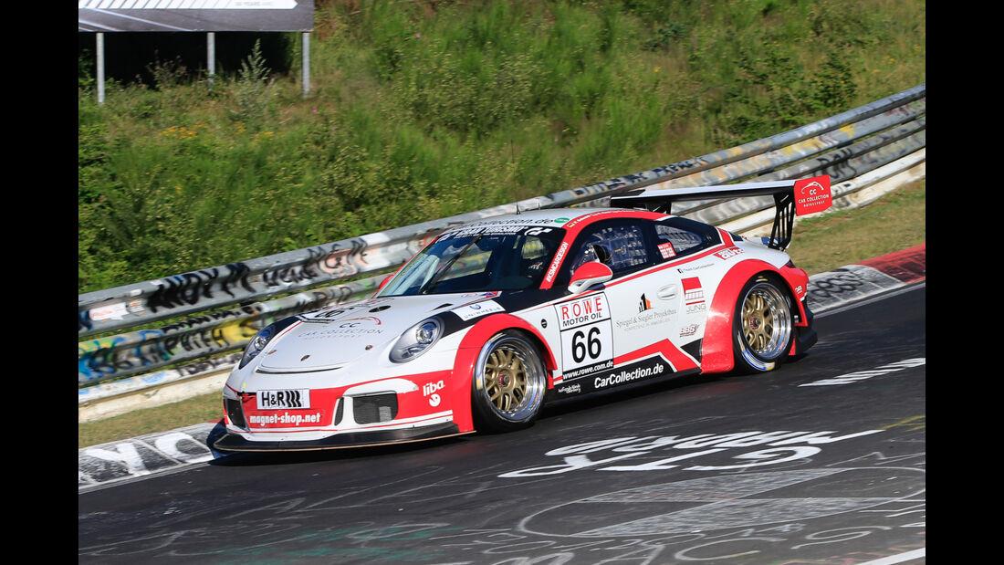 VLN - Nürburgring Nordschleife - Startnummer #66 - Porsche 911 GT3 Cup - Car Collection Motorsport - SP7