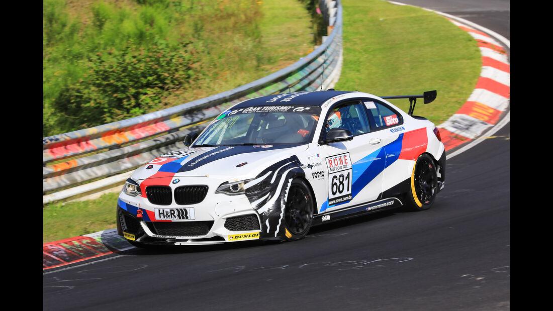 VLN - Nürburgring Nordschleife - Startnummer #681 - BMW M235i Racing Cup - Walkenhorst Motorsport -CUP5