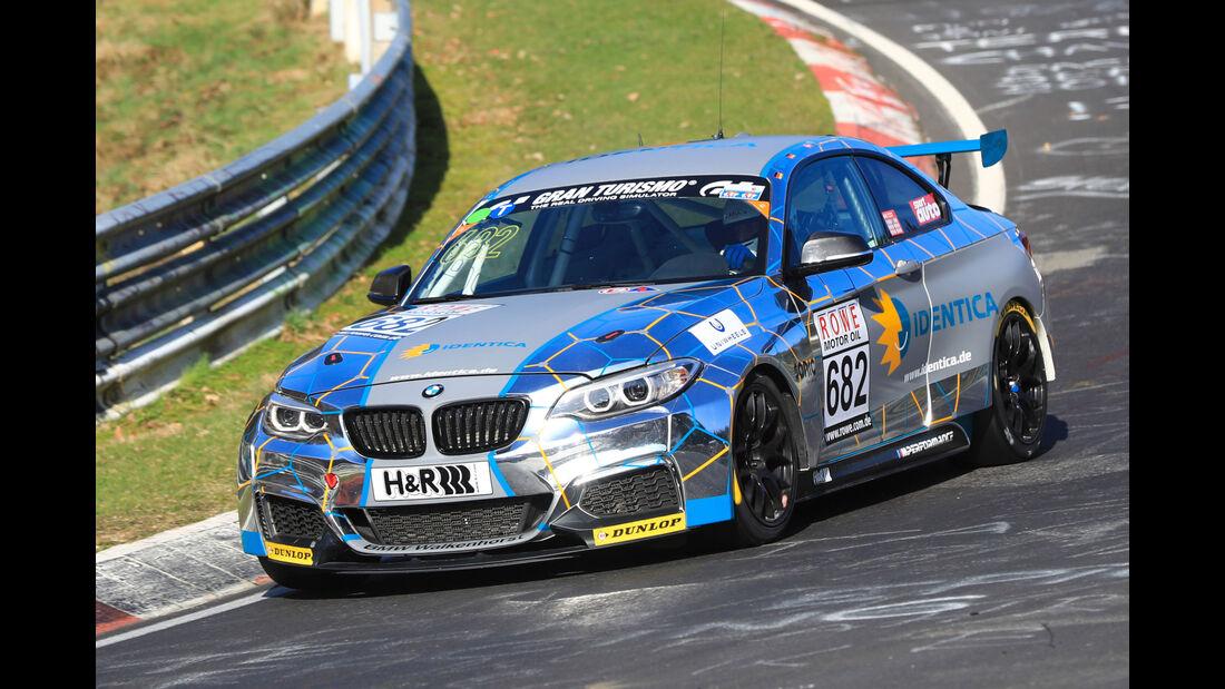 VLN - Nürburgring Nordschleife - Startnummer #682 - BMW M235i Racing Cup - Walkenhorst Motorsport - CUP5