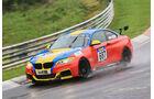 VLN - Nürburgring Nordschleife - Startnummer #687 - BMW M235i Racing Cup - CUP5