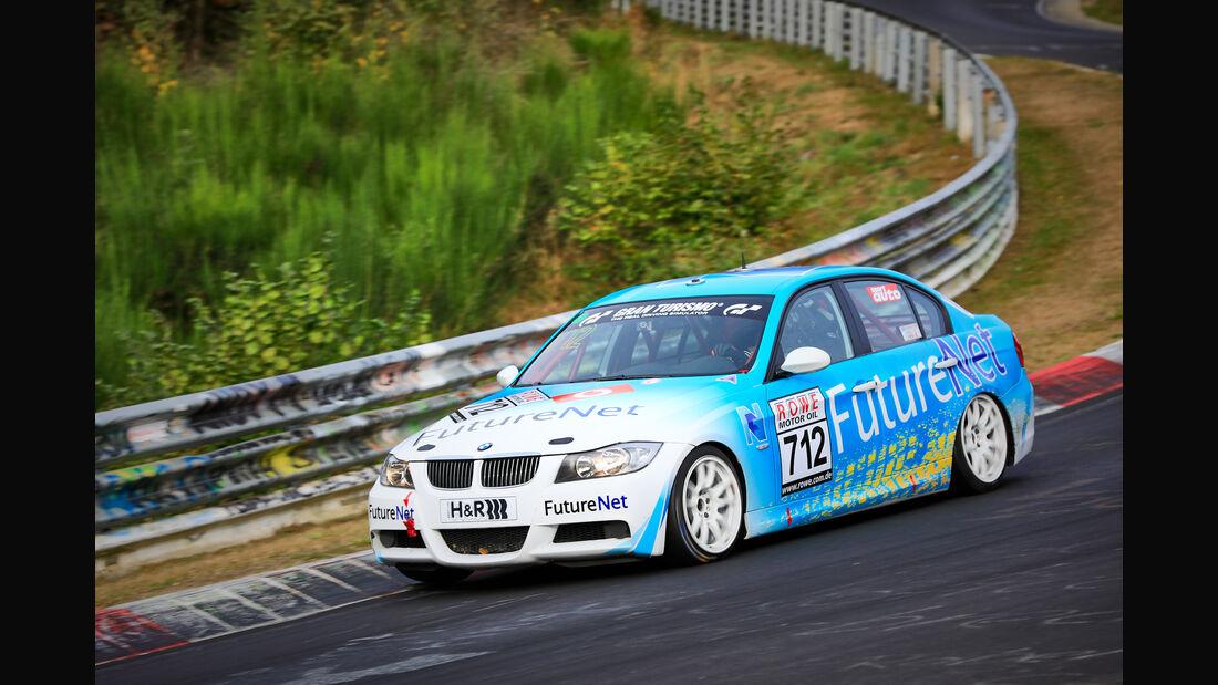 VLN - Nürburgring Nordschleife - Startnummer #712 - BMW 325i e90 - FutureNet Haas Msp.by Team Hoffmann Moto - V4