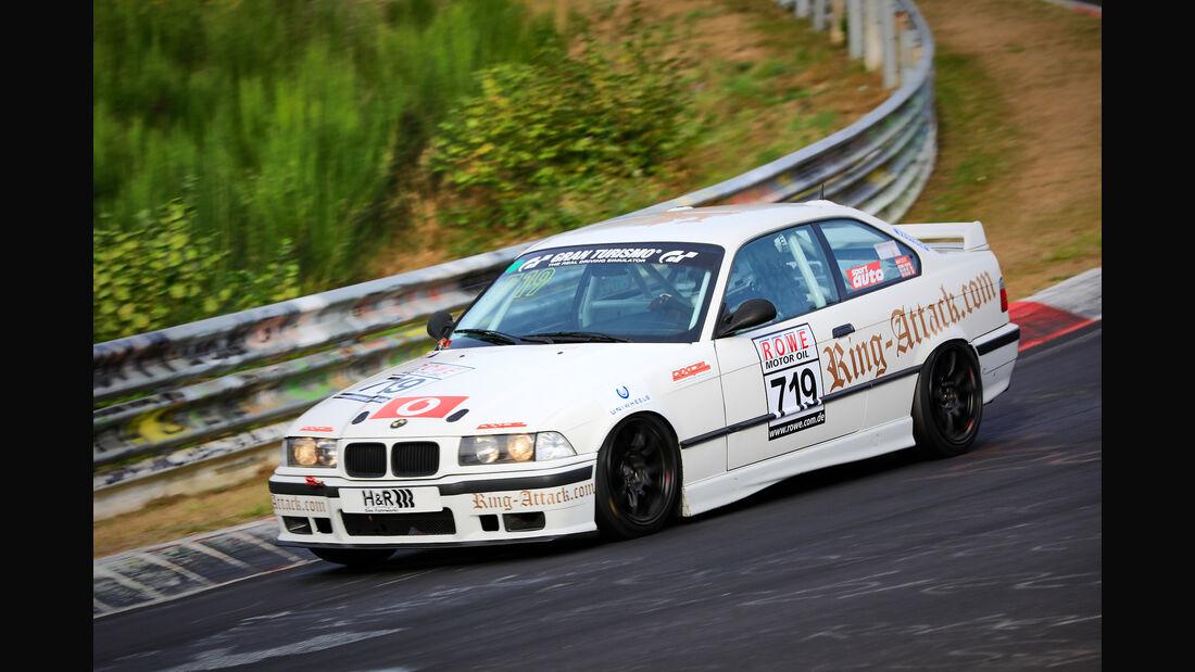 VLN - Nürburgring Nordschleife - Startnummer #719 - BMW 325i E90 - V4