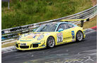 VLN - Nürburgring Nordschleife - Startnummer #79 - Porsche 991 GT3 Cup - SP7