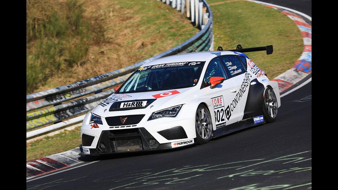 VLN - Nürburgring Nordschleife - Startnummer #802 - SEAT Cupra TCR - TCR