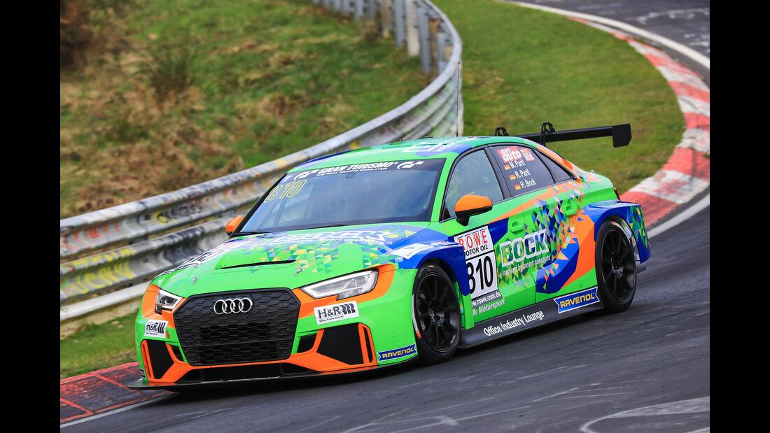 VLN - Nürburgring Nordschleife - Startnummer #810 - Audi RS3 LMS - Bonk Motorsport  KG - TCR