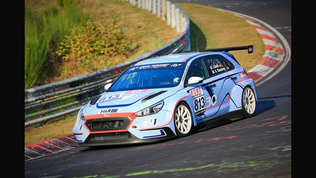 VLN - Nürburgring Nordschleife - Startnummer #813 - Hyundai i30N TCR - Hyundai Motorsport N - TCR