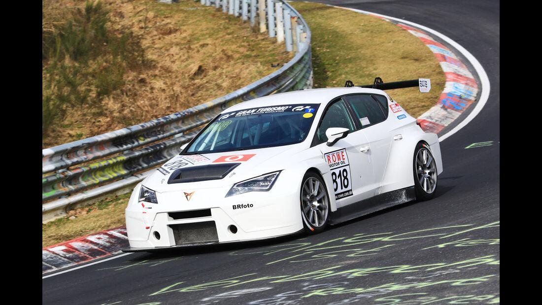 VLN - Nürburgring Nordschleife - Startnummer #818 - Seat Cupra TCR - TCR