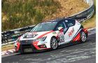 VLN - Nürburgring Nordschleife - Startnummer #820 - Seat Cupra TCR - FEV Racing - TCR