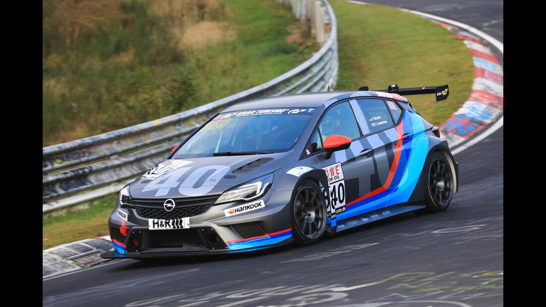 VLN - Nürburgring Nordschleife - Startnummer #840 - Opel Astra TCR 40th - Kissling Motorsport - TCR