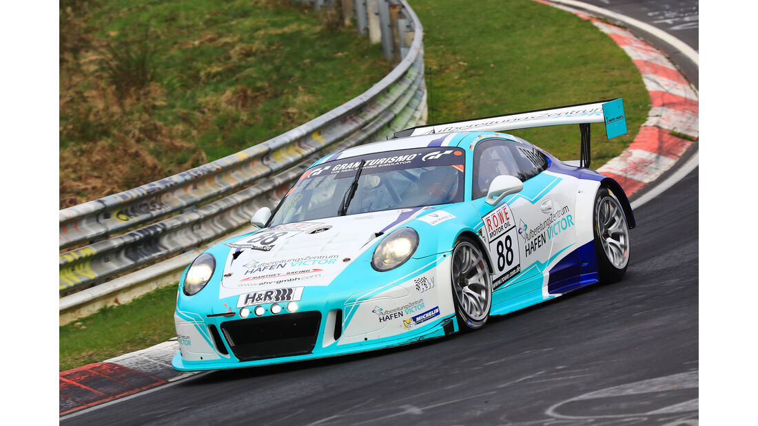 VLN - Nürburgring Nordschleife - Startnummer #88 - Porsche 911 GT3 Cup-MR - Manthey Racing - SP7