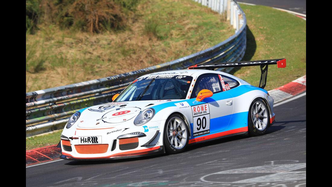 VLN - Nürburgring Nordschleife - Startnummer #90 - Porsche 911 GT3 Cup - SP7