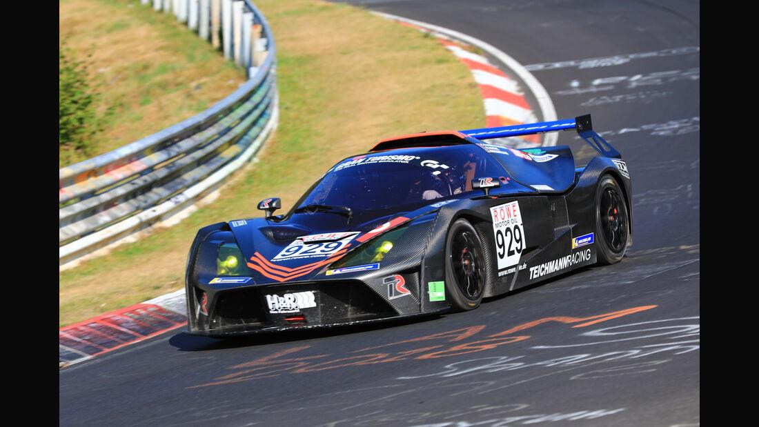 VLN - Nürburgring Nordschleife - Startnummer #-929 - KTM X-Bow GT4 - Teichmann Racing - CUPX
