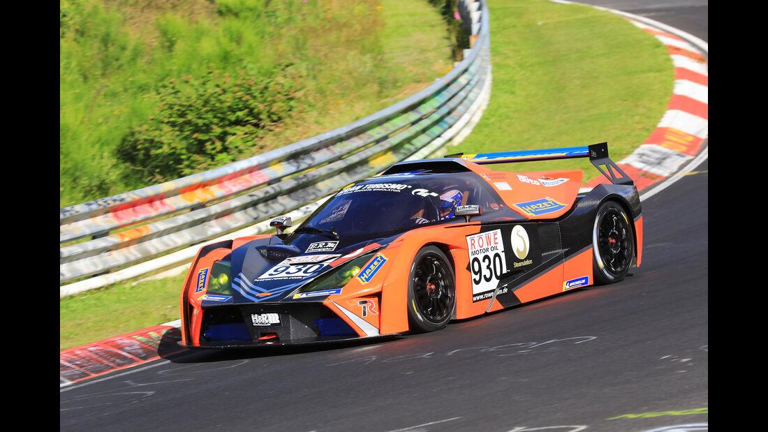 VLN - Nürburgring Nordschleife - Startnummer #930 - KTM X-Bow GT4 - Teichmann Racing - CUPX