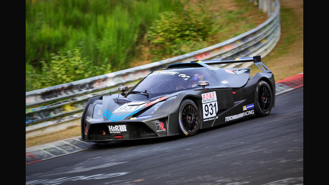 VLN - Nürburgring Nordschleife - Startnummer #931 - KTM X-Bow GT4 - Teichmann Racing - CUPX