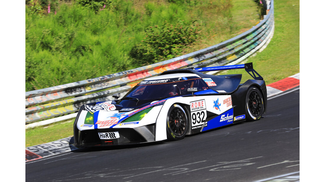 VLN - Nürburgring Nordschleife - Startnummer #932 - KTM X-Bow GT4 - Schmickler Performance powered by Ravenol - CUPX