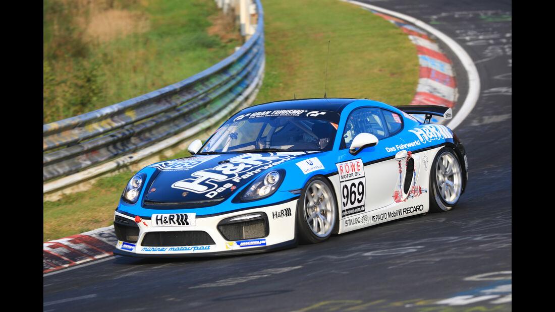 VLN - Nürburgring Nordschleife - Startnummer #969 - Porsche Cayman GT4 Clubsport - Mabanol Premium Motor Oil - CUP3