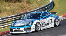 VLN - Nürburgring Nordschleife - Startnummer #979 - Porsche Cayman GT4 Clubsport - Mabanol Premium Motor Oil - CUP3